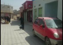 محلات دكاكين للإيجار بأسواق الحاشدي فرع جدر