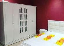 غرف نوم جديده 1700 ريال شامل التركيب والتوصيل