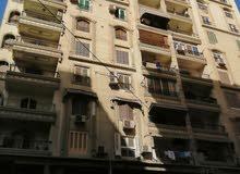شقة روعة شارع محب مع شارع الحلو