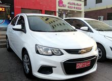 chev Aveo 2018 for rent 8 OR for 1 day