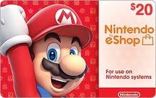 Nintendo eShop USD10