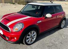 Mini Cooper S 2011 (Red)