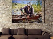 طباعة لوحات خشبية جدارية بأسعار مميزة