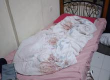 Small  Bed with Mattres