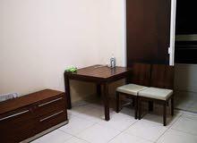 غرفه وصاله مفروش لايجار في عجمان شارع الكويت