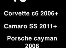Wanted corvetter c6 , Porsche cayman, camarro SS