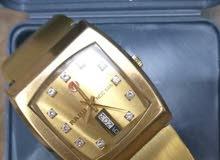 ساعة يد أوتوماتيكية نادرة NCC 505 من رادو وارد الخارج و بحالة ممتازة