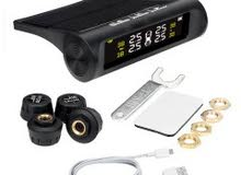 جهاز لقياس هواء الايطارات