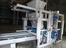 Machine à bloc stationnaire 850 blocs/h