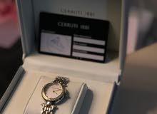 ساعة ماركة شيروتي