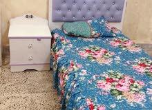 غرفة نوم اطفال بناتي ست قطع