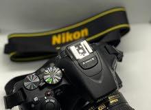 كاميرا نيكون D5600 جديده
