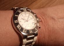 ساعة كارتير اصلية للبيع