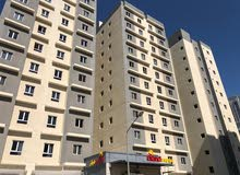 شهر مجانا عند التأجير شقة اول ساكن بصباح السالم غرفتين وصالة بمجمع راقي