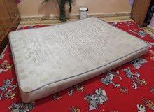 سرير (مندر) طول 197والعرض 153 مستعمل للبيع