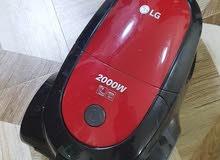 LG 2000 watt vacuum cleaner