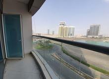 شقة للايجار هبوب كانال 1 مدينة دبي الرياضيه