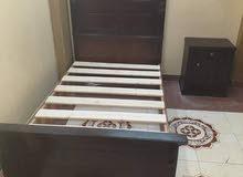 سرير 120 متر بالملل السعر 700 جنيه