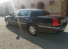 Lincoln Town Car car is available for sale, the car is in Used condition
