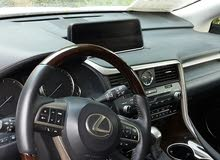 Lexus RX car for sale 2016 in Baghdad city