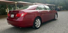 Gasoline Fuel/Power   Lexus ES 2009