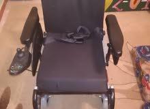 كرسي مقعدين كهربائي