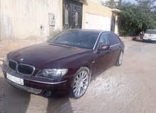 بي ام 730 LI موديل 2007