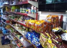 سوبر ماركت للبيع  في جبل الحسين بجانب كلية الحسين