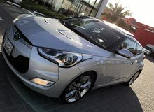 Automatic Silver Hyundai 2014 for sale