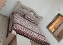 استديوا للايجار في مدينة عيسى  مفروش وشامل الماء والكهرباء  غرفه نوم  مطبخ  حمام