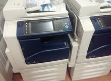 7545 Xerox طباعة زيروكس 7535 ديجيتال 300 جرام