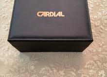 ساعة رجالية جديدة لم تستخدم للبيع ماركة كارديل بوس