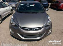 For rent a Hyundai Elantra 2017