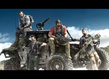 GHOST RECON WILDLANDS قوست ريكون وايلدلاندز.