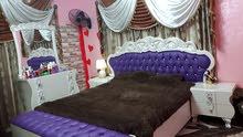 غرفه نوم  طابقين  نظام الطابق الثاني داخلي باب واحد