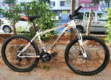 دراجة هوائية ايطالية نوع vtt