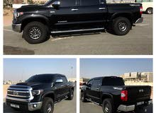 For sale Toyota Tundra car in Dubai