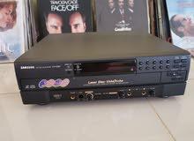 samsung lazer Disc Video /Audio with 140 Discs
