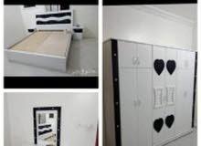 غرف نوم جديد مع التوصيل والتركيب أبها وجيزان ونجران