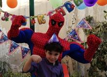 تنظيم أعياد ميلاد ومهرجانات الأطفال