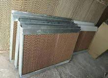 الواح كرتون لخلايا التبريد للمزارع مقاس 2 متر