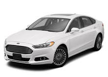 Ford Fusion 2015 for sale in Amman
