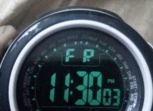 ساعة رياضيه ضد الماء