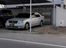 Used condition Lexus LS 2001 with 10,000 - 19,999 km mileage