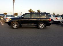 For sale 2010 Black Land Cruiser