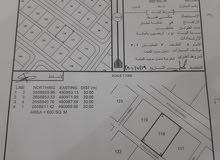 ارض للايجار في صحم ديل عبدالسلام
