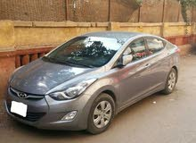 Hyundai Elantra 2012 in Cairo - Used