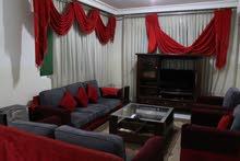 للإيجار شقة فارغ سوبر ديلوكس في منطقة الدوار السابع 2 نوم مساحة 177 م² - ط شبه ارضي