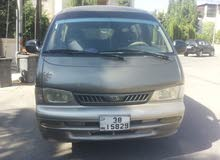 Used Kia Borrego in Amman