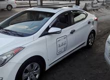 Gasoline Fuel/Power   Hyundai Elantra 2013